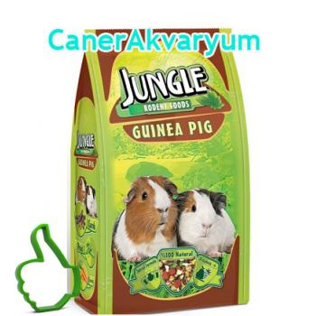 Jungle Ginepig Vitaminli Guinea Pig Yemi 500gr